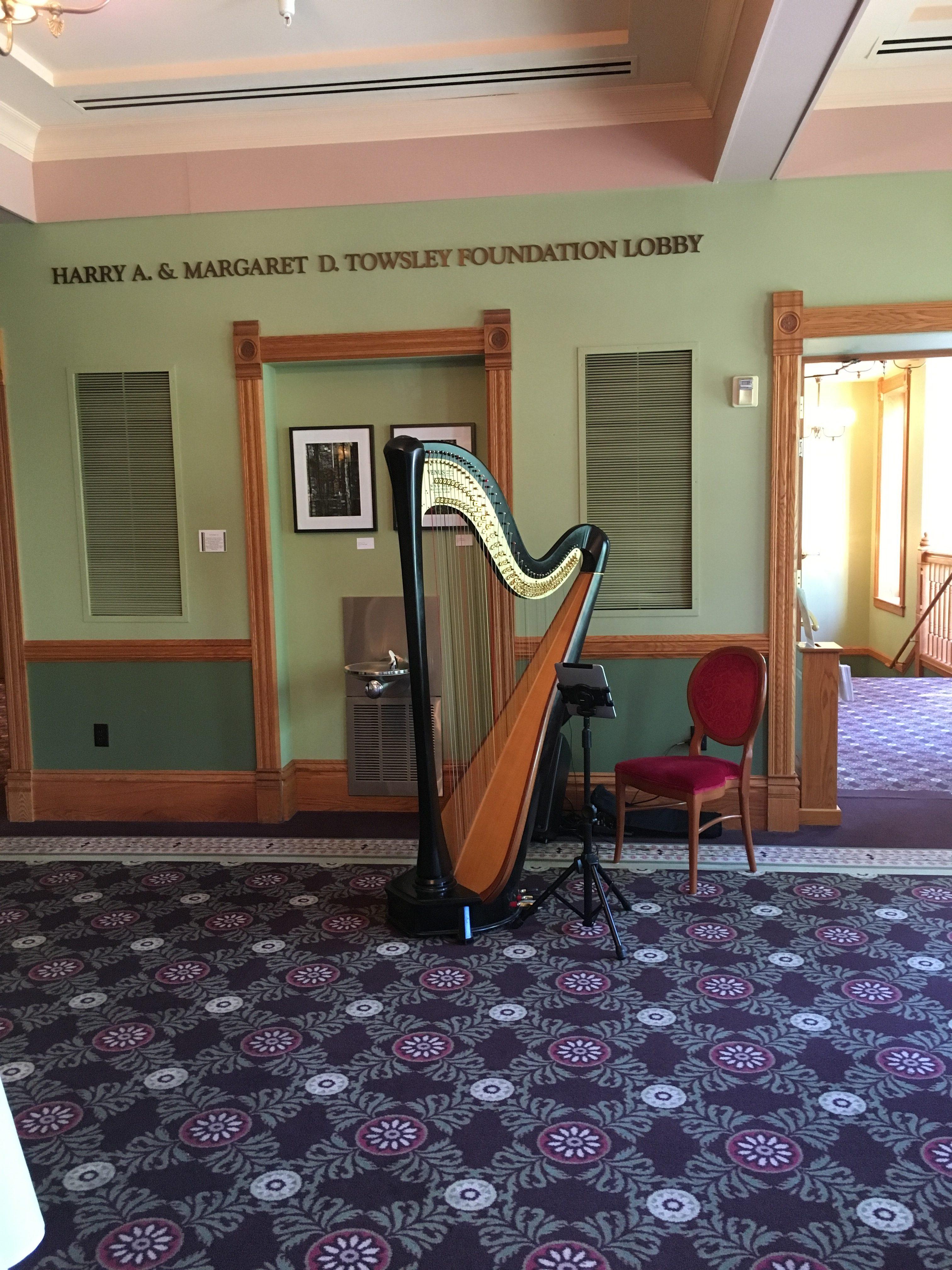 Traverse City Wedding Music - Harp