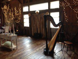 Elkhart Wedding Harpist