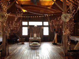 Amish Acres Wedding Ceremony Harpist