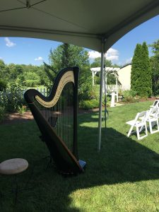 Chillicothe Ohio Harpist for Weddings