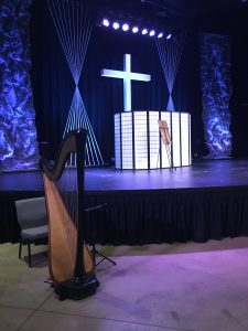 Fort Wayne Wedding Harpist