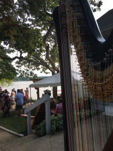 Southwest Michigan Wedding Harpist