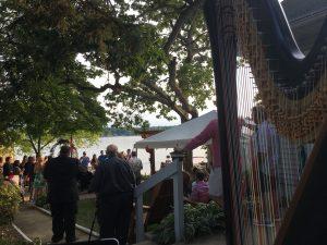 Southwest MI Wedding Harpist