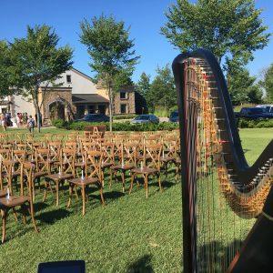 Wedding Ceremony Harpist - Michigan