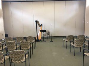Springfield IL Harp Recital