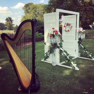 Springfield Wedding Music Harpist