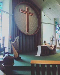 Upper Peninsula Harpist