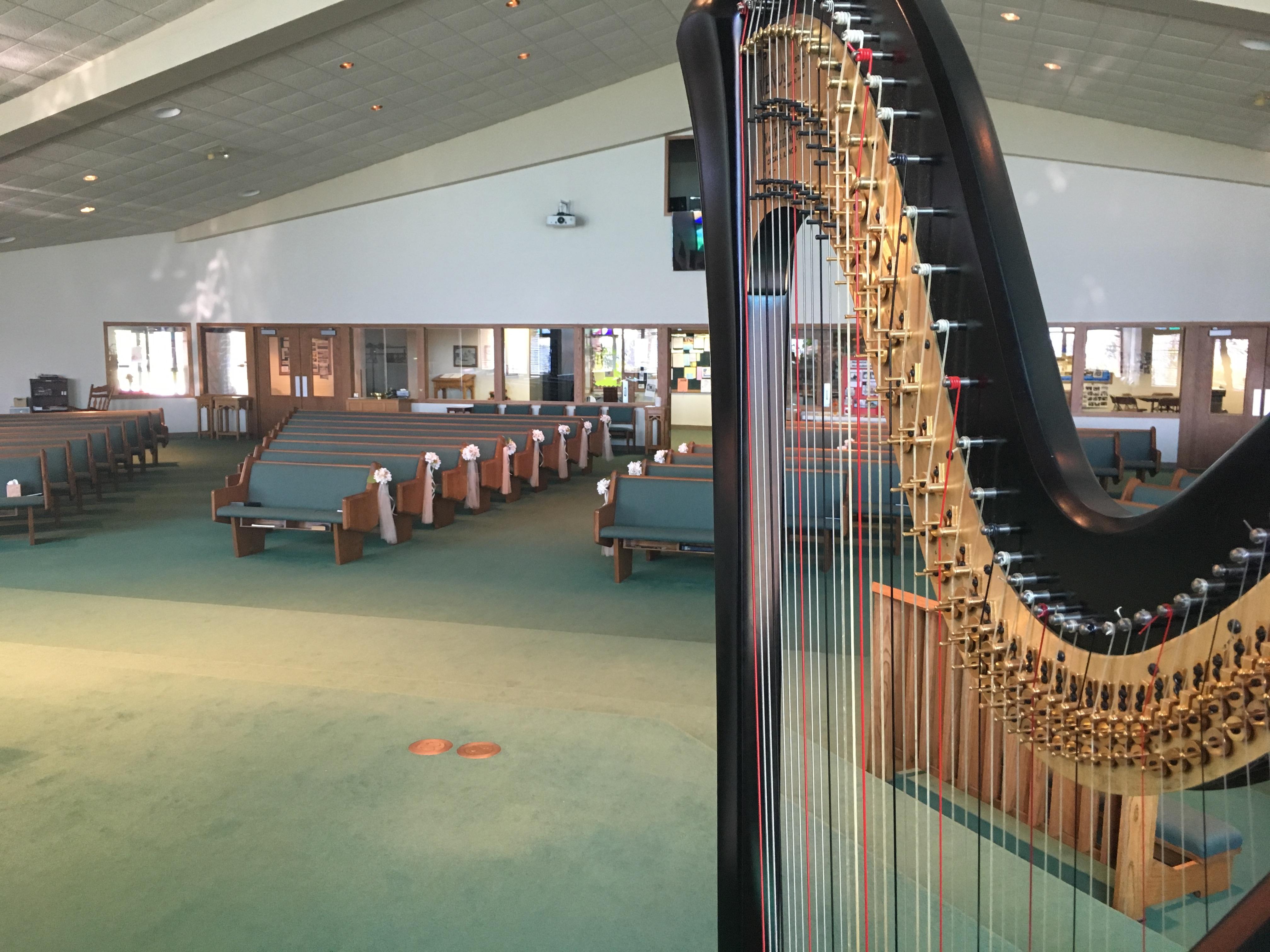Wedding Harpist U.P. Escanaba