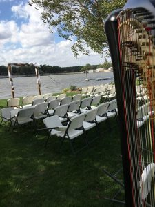 Monticello Indiana Harpist for Weddings