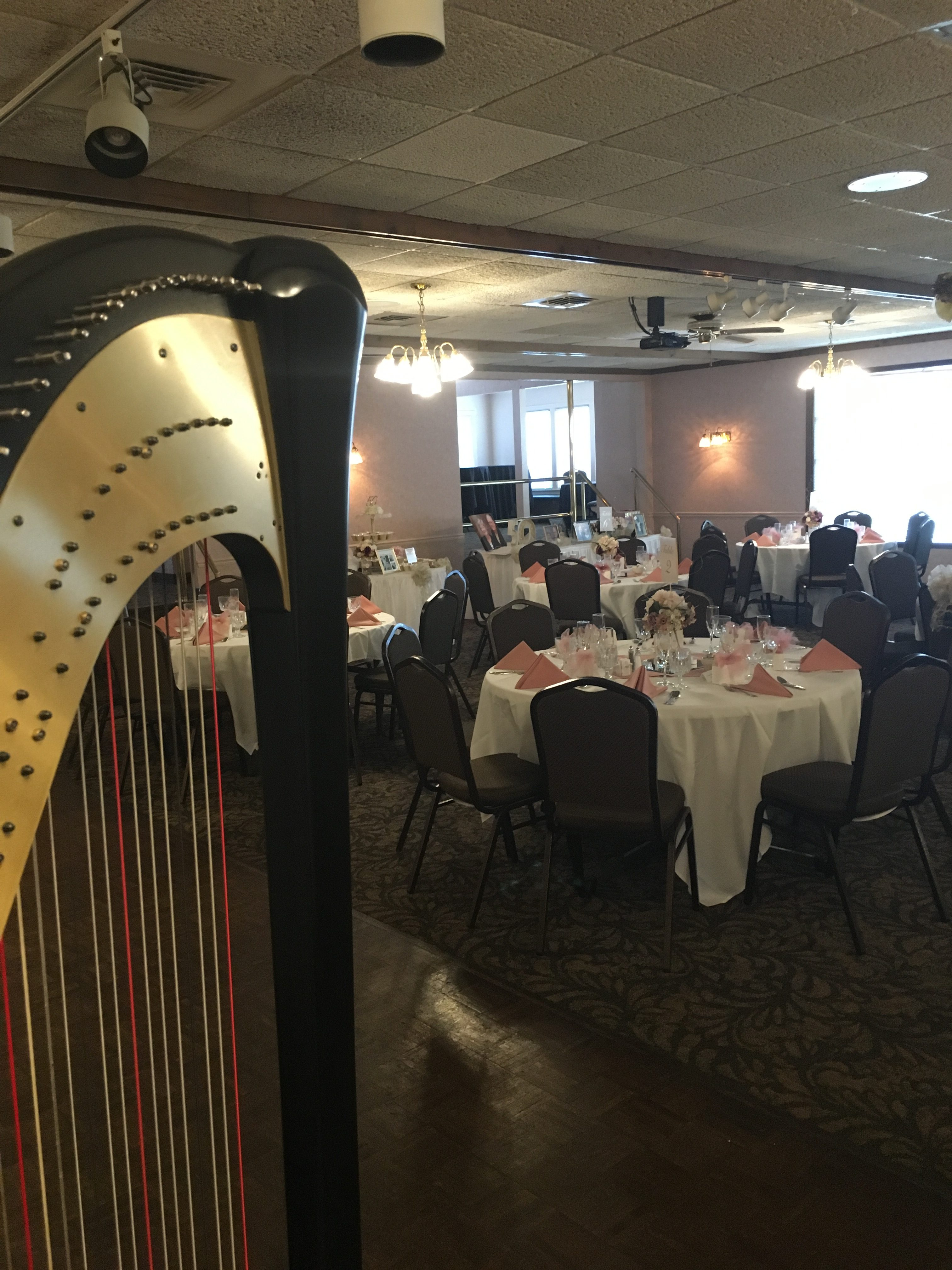 Harp Music for a Vow Renewal