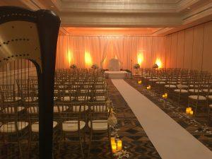 Pennsylvania Wedding Harpist