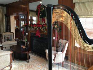 Louisville KY Harpist