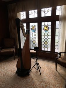 Louisville Wedding Harpist