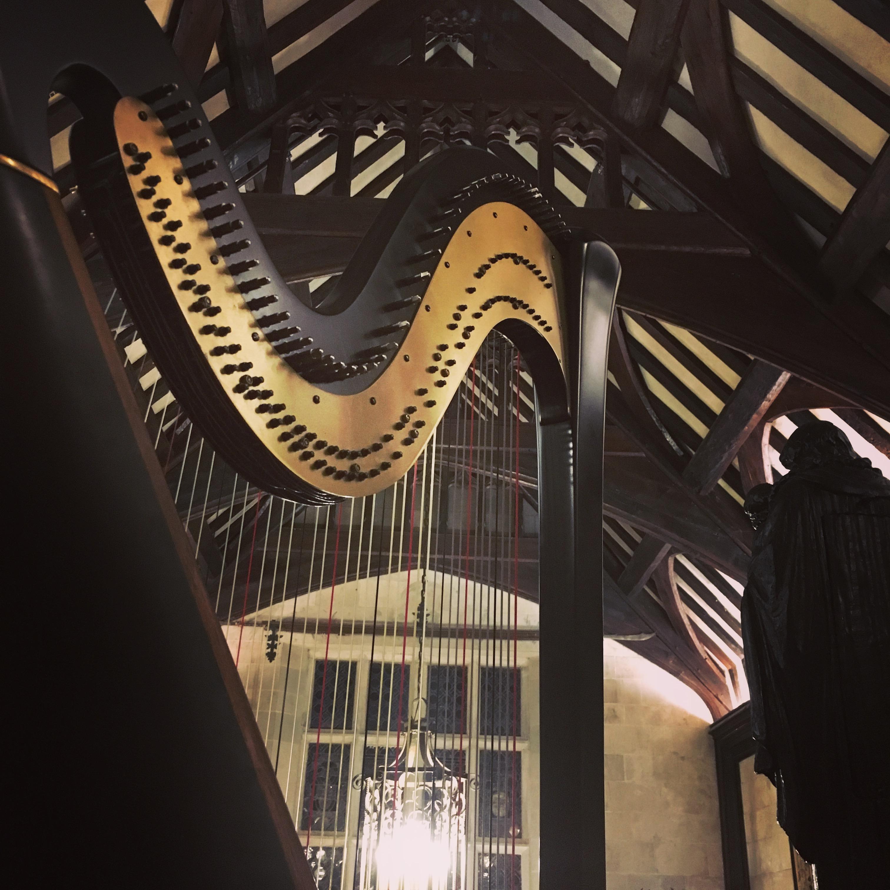 Des Moines Harpist