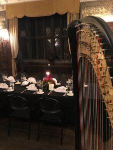 Central Iowa Harpist