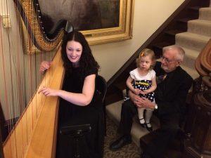 The Classic Harpist