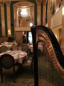 Memphis Harpist
