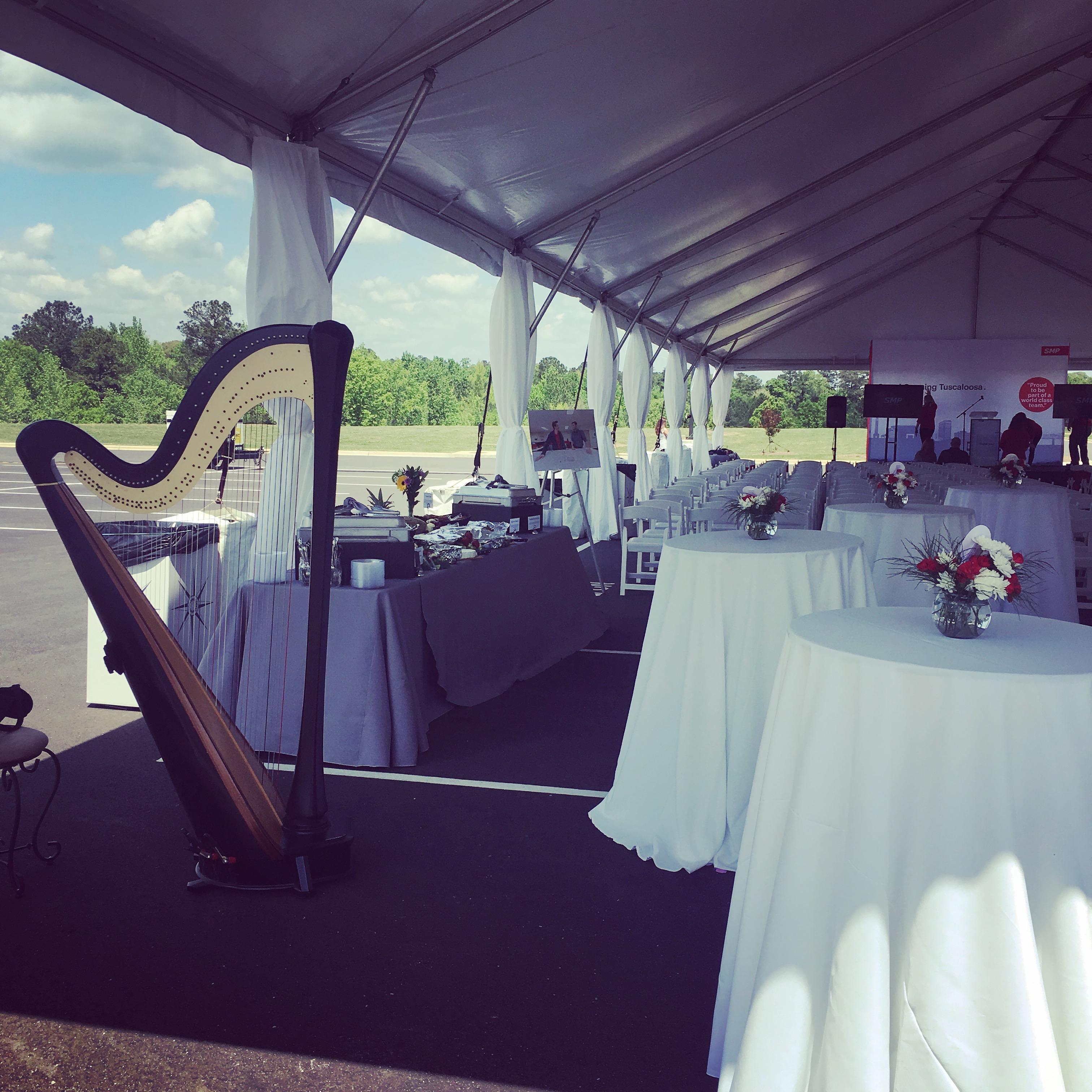 Tuscaloosa Harpist