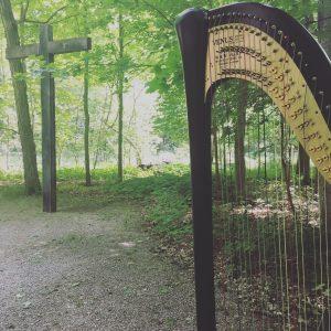 Wedding at Funks Grove - Bloomington Harpist