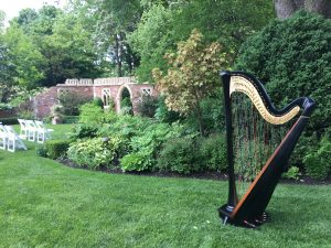 Northwest Indiana Wedding Harpist