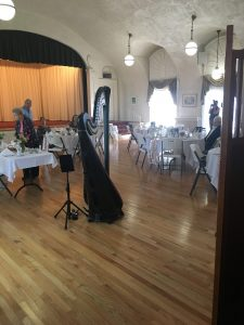 Wedding Music Iowa Harpist