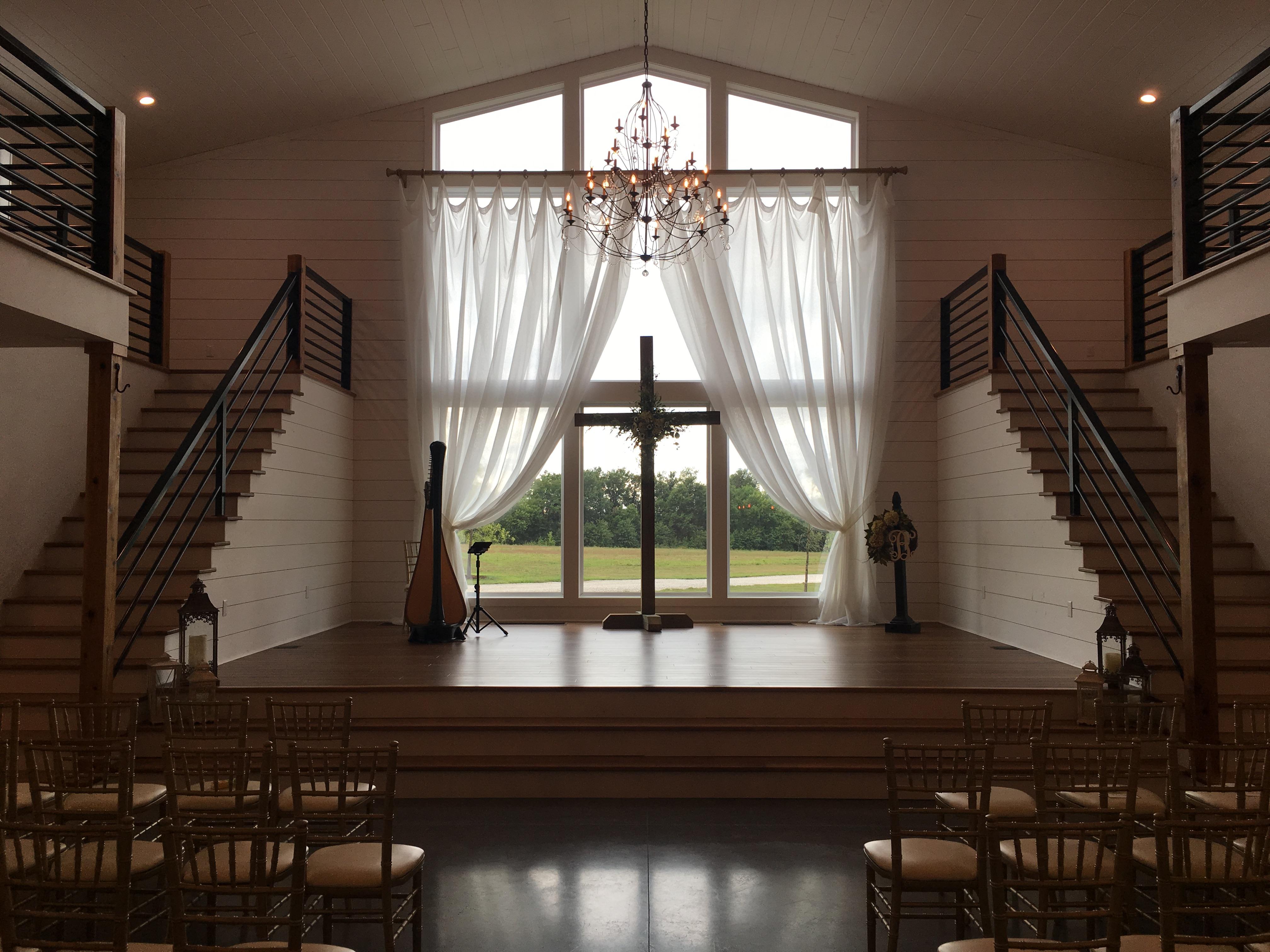 Northern Missouri Wedding Harpist