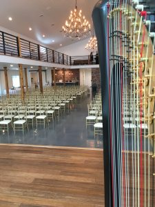 Macon Missouri Wedding Harpist