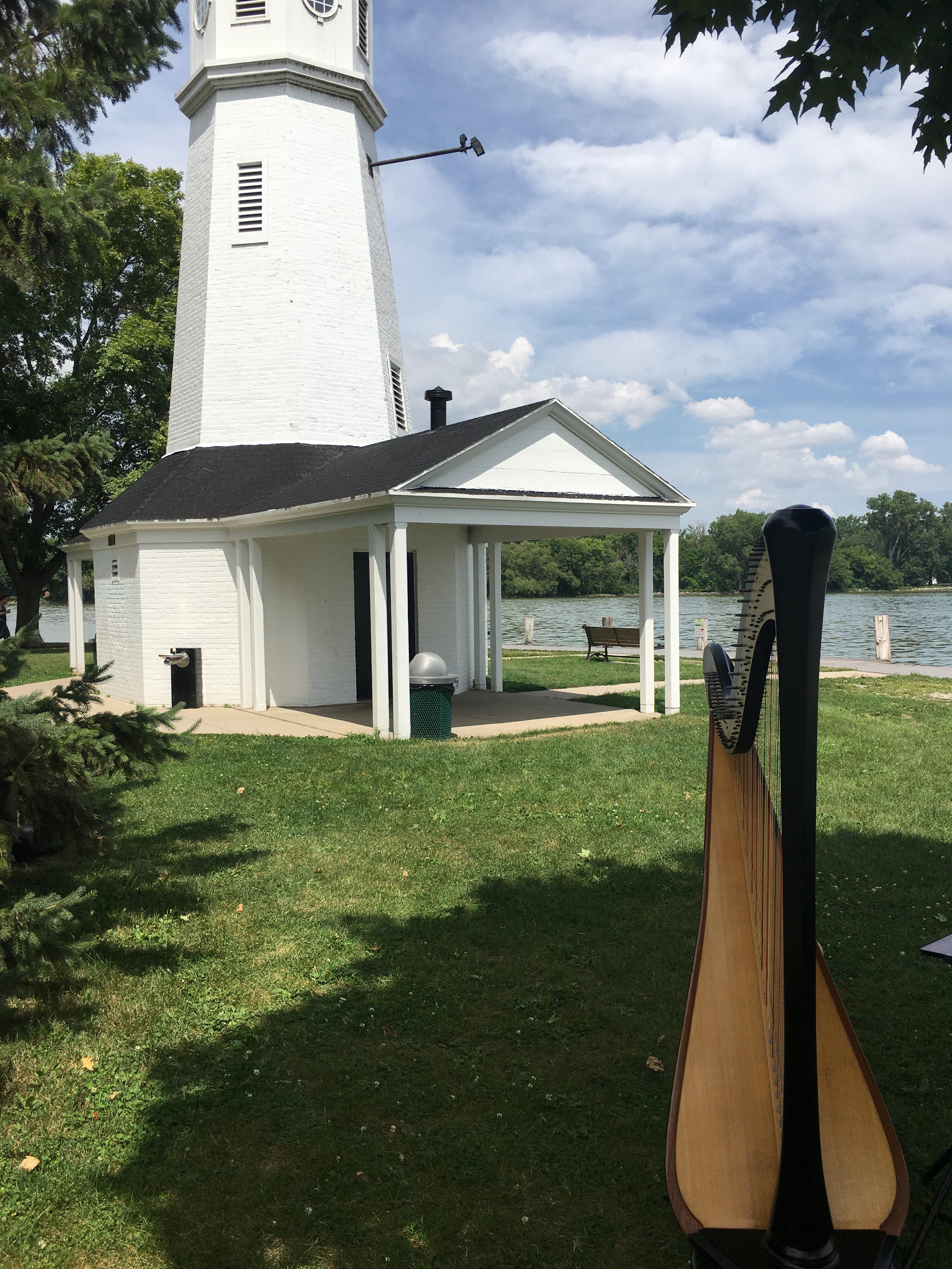 Neenah Wedding Harpist