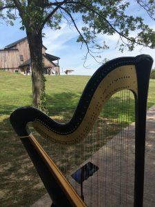 Barn Wedding Iowa Musician