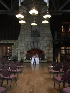 Wedding at Pere Marquette, Grafton Harpist