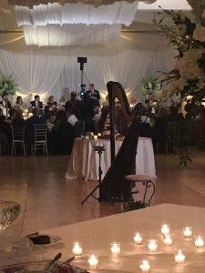 Chicago Harpist for Weddings