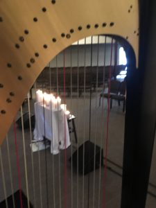 Harp Music on Christmas Eve