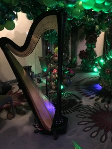 Missouri Harpist
