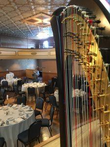 Iowa Harpist in Decorah
