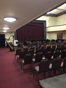 Orchestral Harpist Illinois