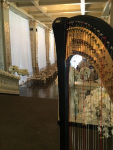 Tennessee Harpist for Weddings