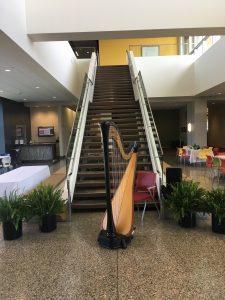 Grand Rapids Harpist