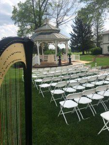 South Bend Harpist