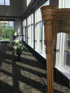 London Ontario Harpist