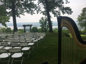 Galena Wedding Harpist