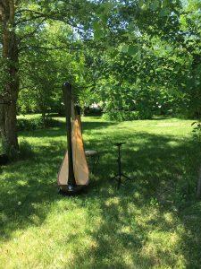 Urbana Harpist