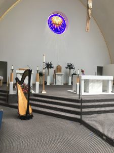 Catholic Wedding Music Harpist