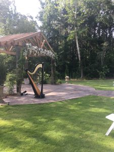 Harpist in Birmingham AL