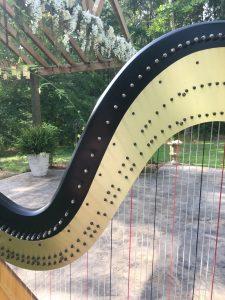Alabama Harp Player