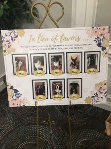 Wedding Reception in Decatur