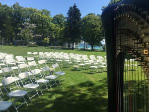 Wedding Harpist Charlevoix MI