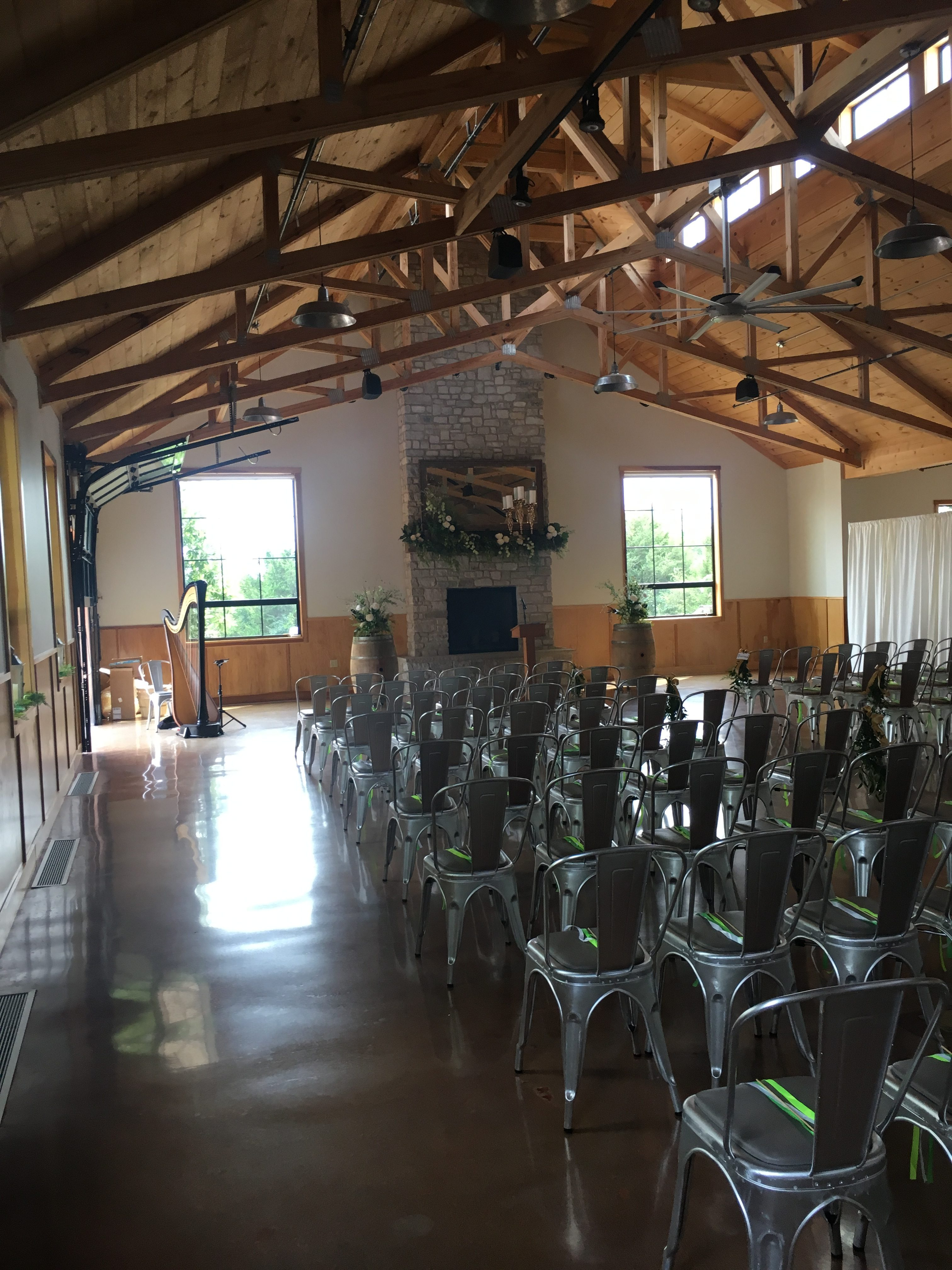 Missouri Harpist for Weddings