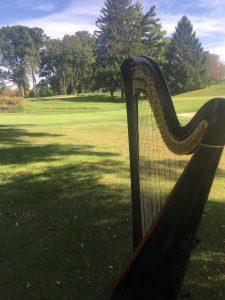 Fort Wayne Harpist