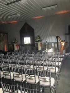 Decatur Harpist for Weddings