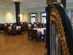 Central IL Harpist